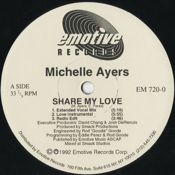 DG_MICHELLE AYERS_SHARE MY LOVE_201602