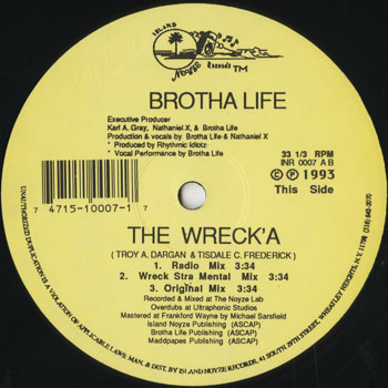 HH_BROTHA LIFE_THE WRECKA_201603