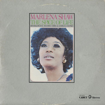JZ_MARLENA SHAW_THE SPICE OF LIFE_201603