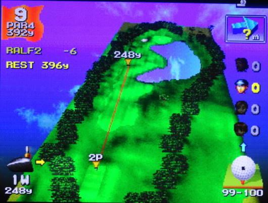 みんゴル 歴代林間コースでマスターズらしさを求めて 3日目 (10)
