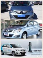 北京汽車集団 BAIC EV e-seriese