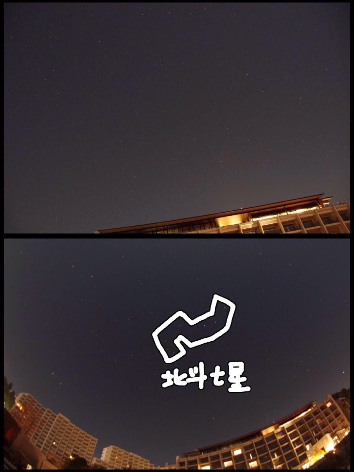 PENTAX K3-2に標準装備アストロトレイサーでの星の撮影にチャレンジ②