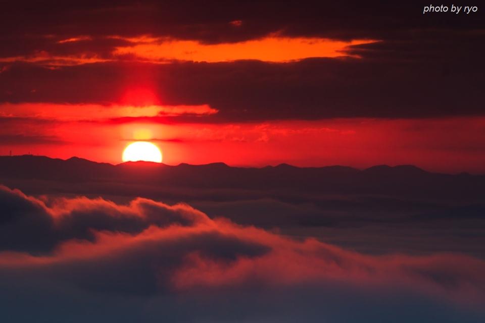 太陽柱の朝に_2