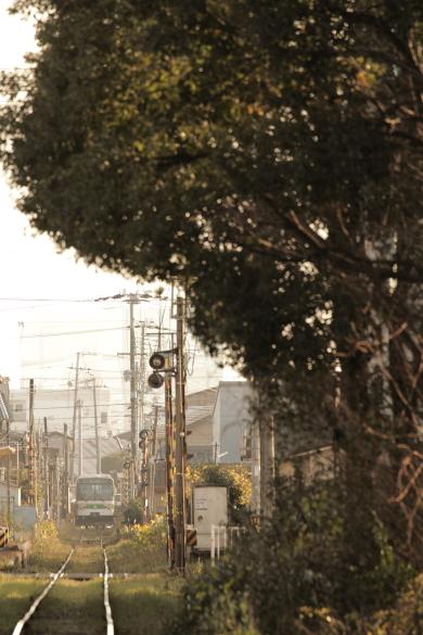 2015/12/26 紀州鉄道 市役所前