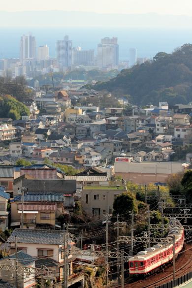 2016/1/9 神戸電鉄 丸山~鵯越