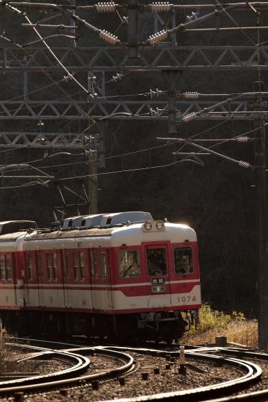 2016/1/9 神戸電鉄 西鈴蘭台~藍那