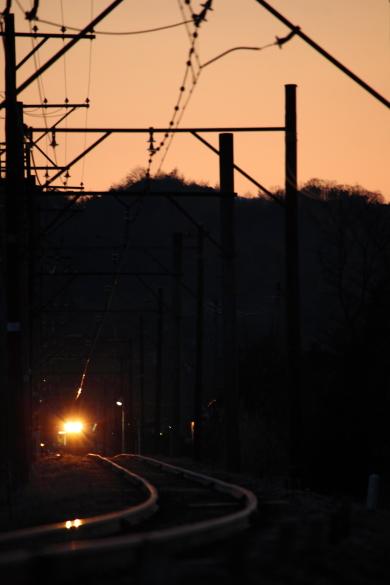 2009年1月 和歌山電鐵貴志川線 伊太祈曽~山東