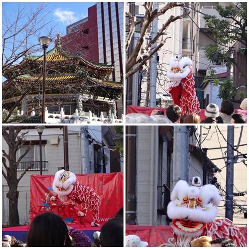 20160221 春節獅子舞