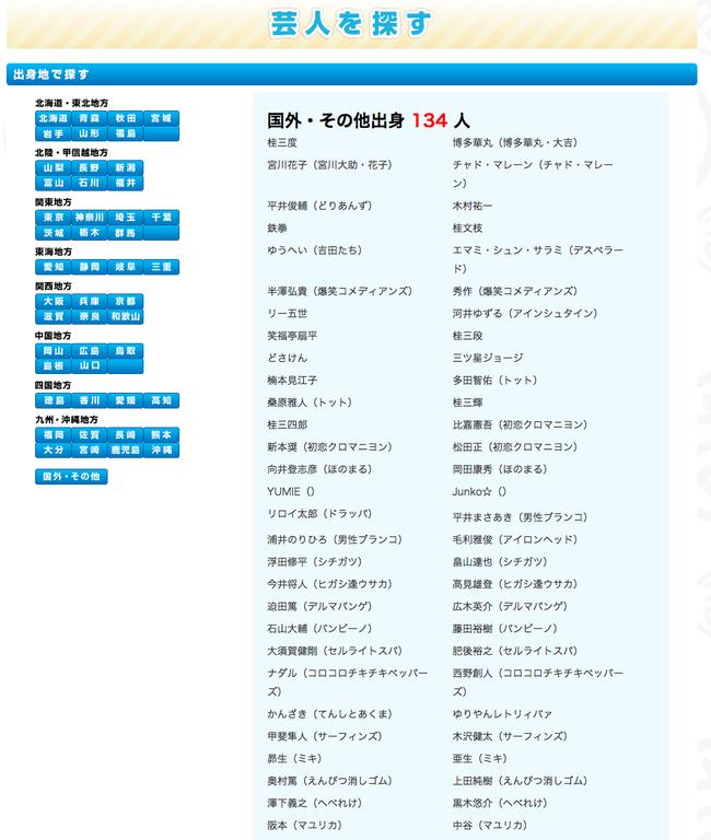 ②異様な頭の桂文枝(桂三枝)!在日疑惑の吉本お笑い芸人134名のリストが見つかる!