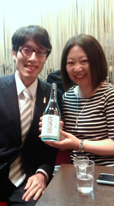 ④サンディ副社長の立川亜美お隣に居るのは竹田恒泰先生