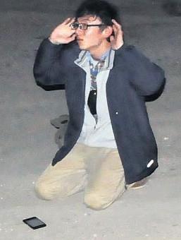 ⑥トルコで捕獲されたIS志願男は峰岸勝?和歌山県1992年生まれ(M・M)はオウム信者のようなふざけた野郎だった!