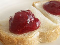 【写真】ポレポレ苺(紅ほっぺ)で作ったいちごジャム