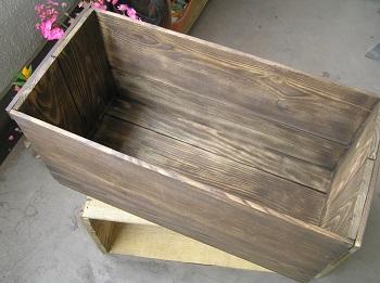 りんご木箱3