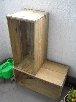 りんご木箱1