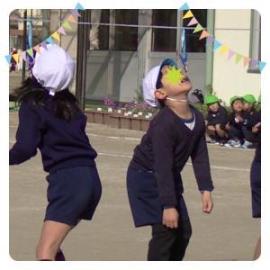 幼稚園年長 ミニ運動会2縮小