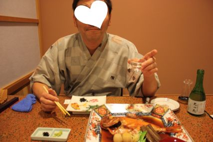 2016feb湯ヶ島温泉たつた食事3