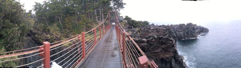 2016feb伊豆城ケ崎海岸吊り橋2a