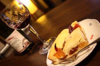 2016Febアリーカフェチーズケーキ
