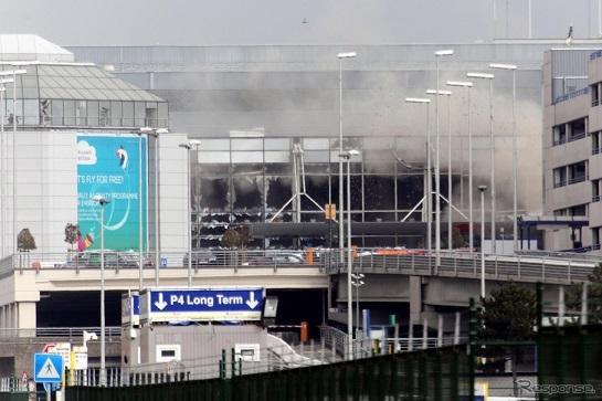 ベルギー 空港