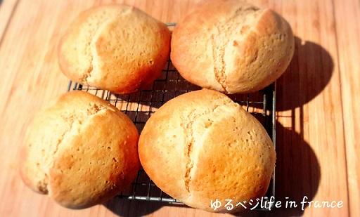 玄米パン①