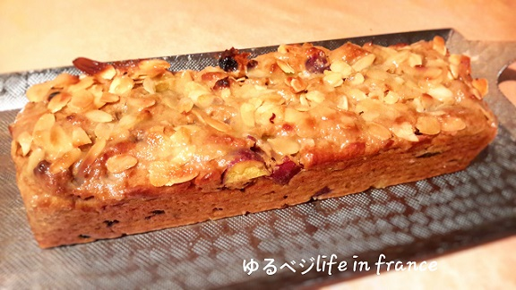 sweet potato cake②