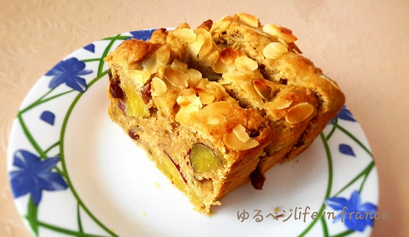 sweet potato cake④