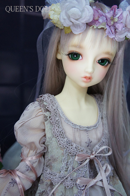QUEEN'S DOLL SDドレス