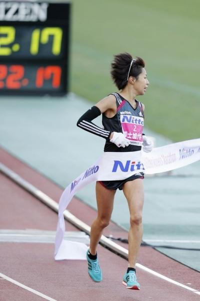 【女子マラソン】福士加代子、ガチで名古屋出場