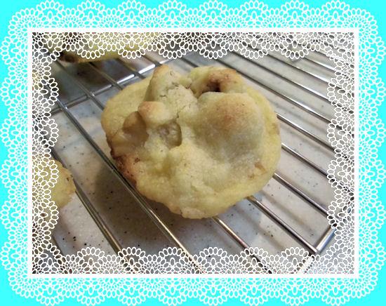 クッキー拡大