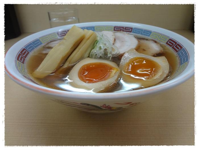煮干鰮らーめん 圓DSC07391