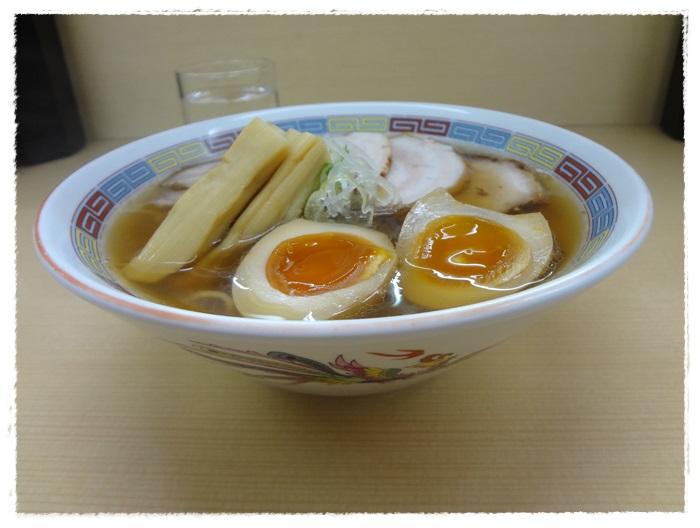 煮干鰮らーめん 圓DSC07392