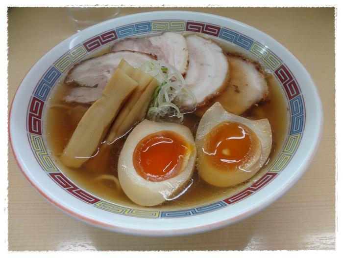 煮干鰮らーめん 圓DSC07393