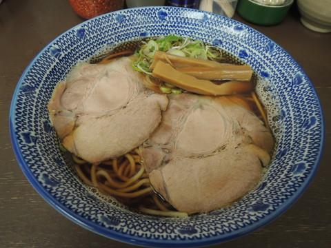 煮干し中華(中)(600円)