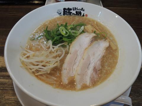 濃らーめん(700円)