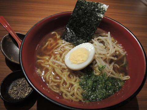 〆の醤油ラーメン(421.2円)