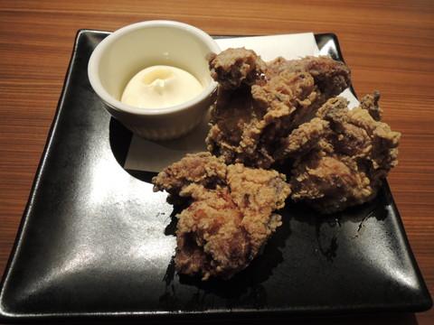 鶏の唐揚(4個)(421.2円)