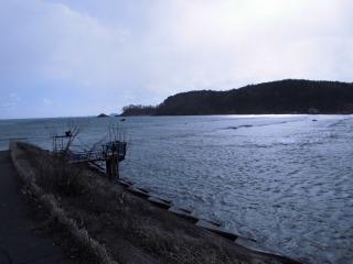 2015年02月15日  小泉河口3