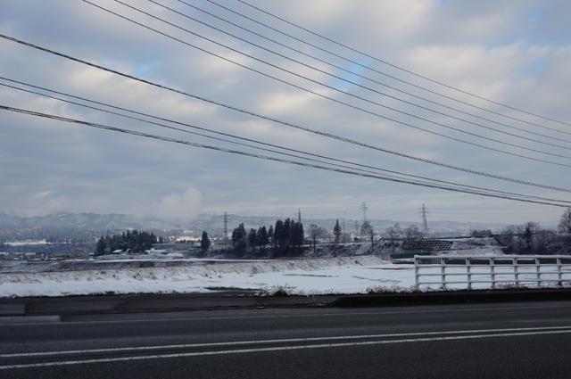 十日町-旧大黒沢仮乗降場・土市間の羽根川鉄橋