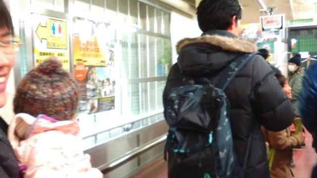 アサイチライオンバス乗り場