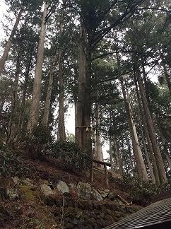 三峰神社 縁結び