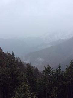 三峰神社 景色