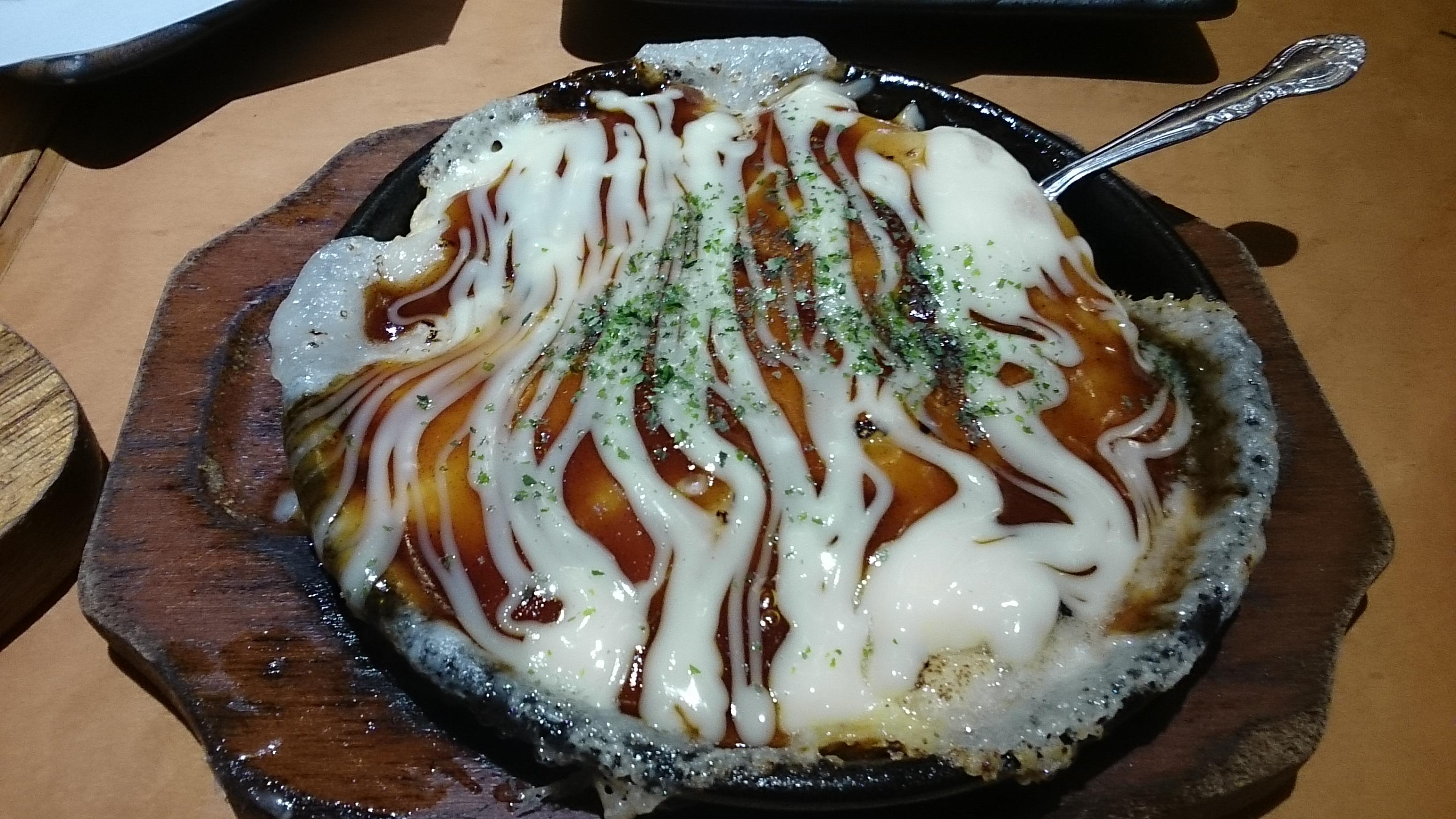 山芋ふわふわとろ焼きもちチーズ