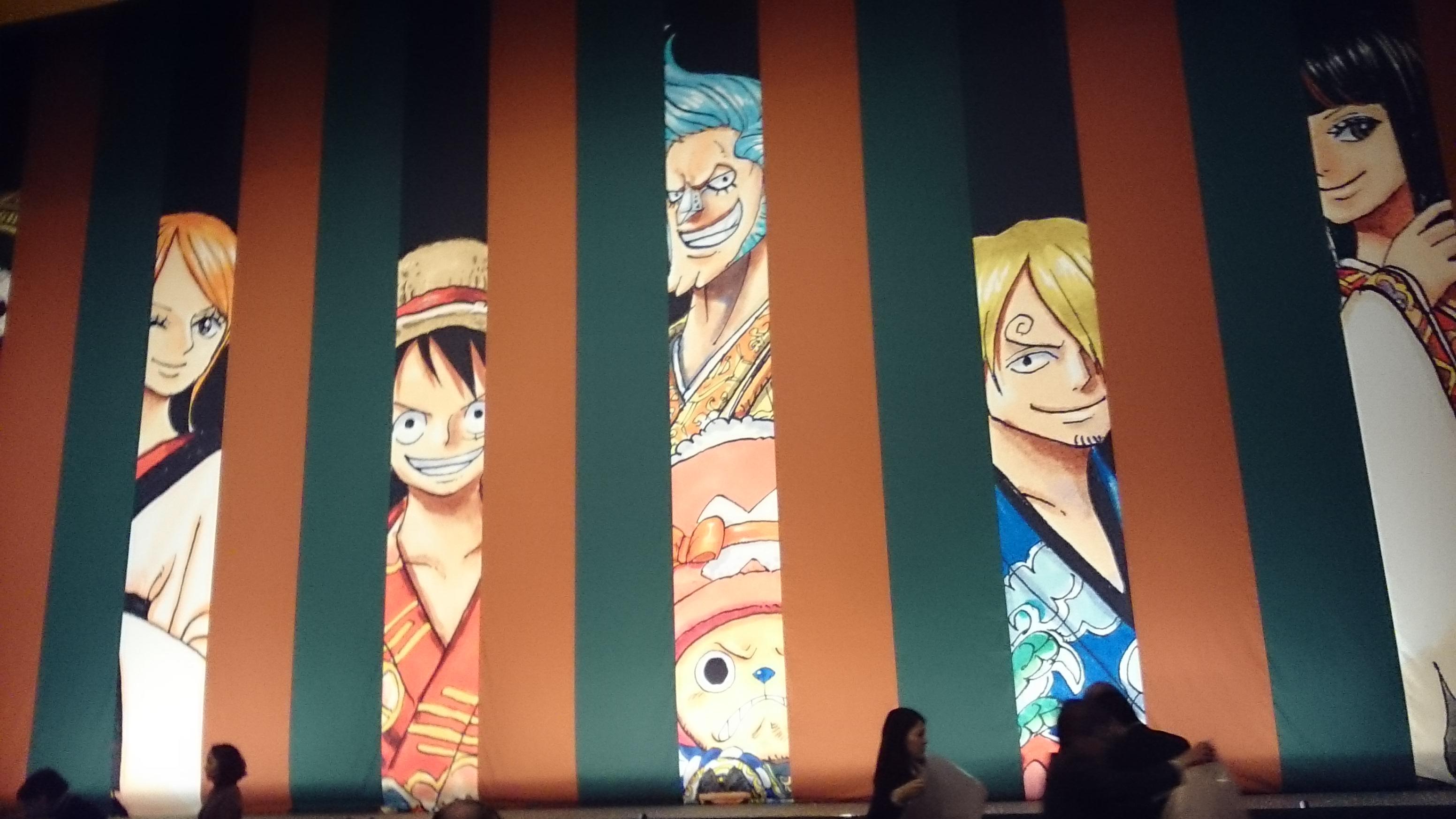 舞台正面の幕