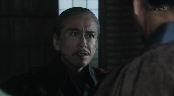 「城の落成(らくせい)祝いだそうだ」出浦昌相 真田丸