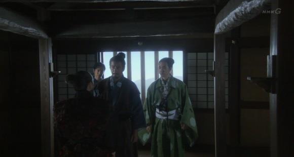 「それとなく、浜松に行ったのを尋ねてみてはどうか?」出浦昌相 真田丸
