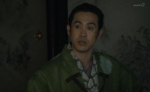 「ウナギは、肌によろしいそうですなぁ・・・」真田信幸 真田丸
