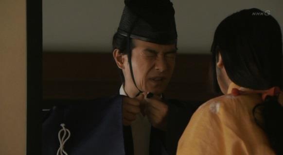 「眉、こんなに薄かったっけ??」きり 真田丸