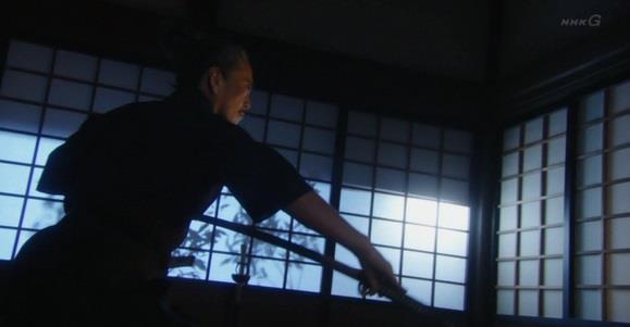 暗殺者は、出浦昌相(いでうらまさすけ)が発見して、既に片付けられました。 真田丸