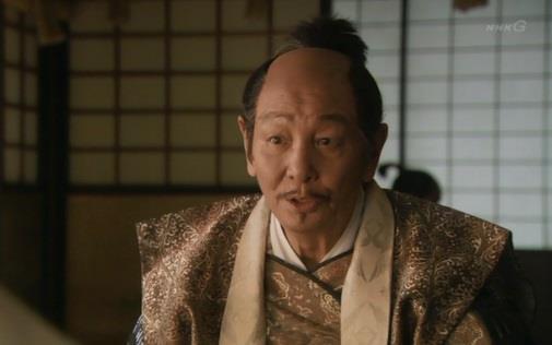 「室賀某(なにがし)、当て外れでございましたなぁ」本多正信 真田丸