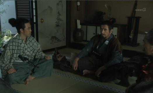 「真田を上杉の家中に加えてくれと・・・」真田昌幸 真田丸